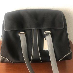 Tumi laptop bag briefcase